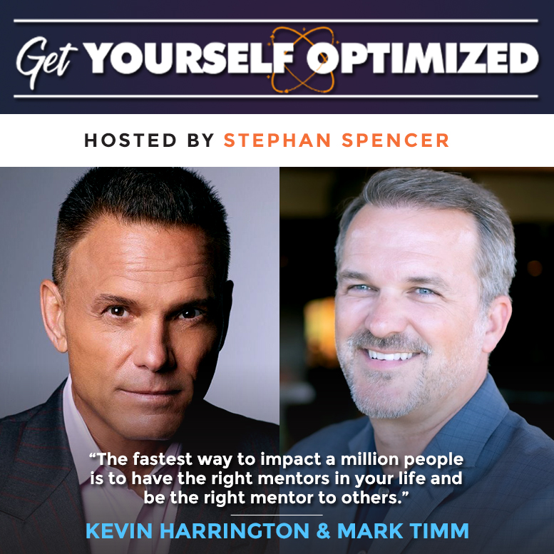 Success Secrets of Serial Entrepreneurs Kevin Harrington and Mark Timm