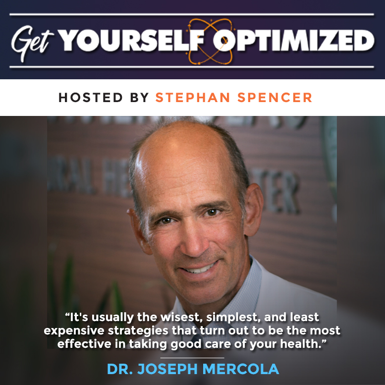 Boost Your COVID-19 Resiliency and Immune System with Dr. Joseph Mercola