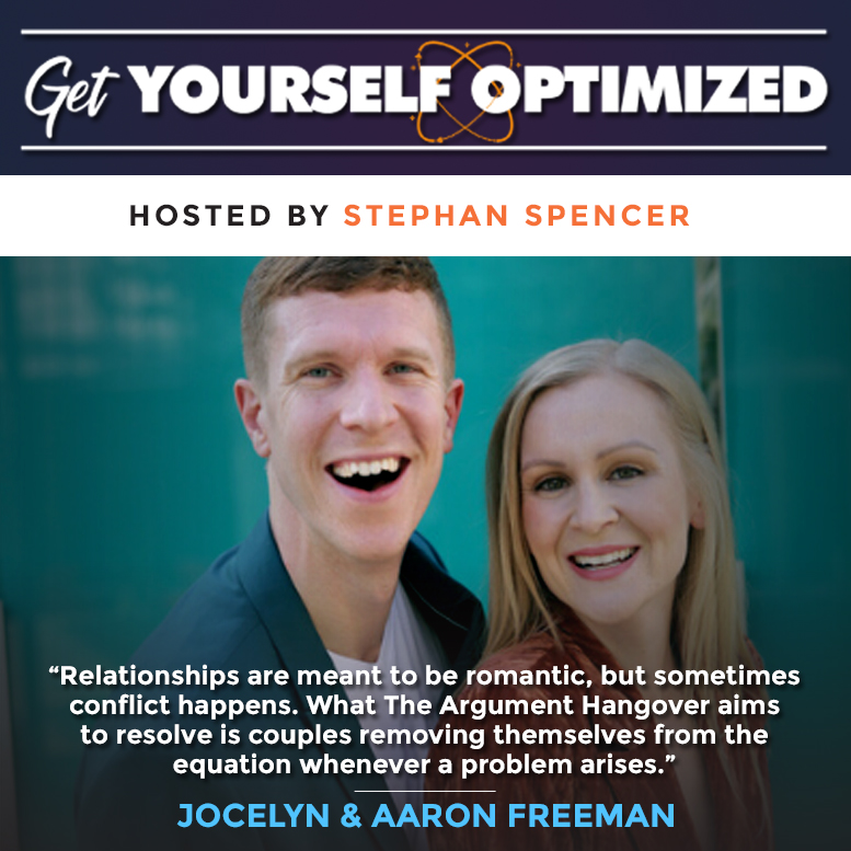 Win Arguments Together as a Couple with Jocelyn and Aaron Freeman