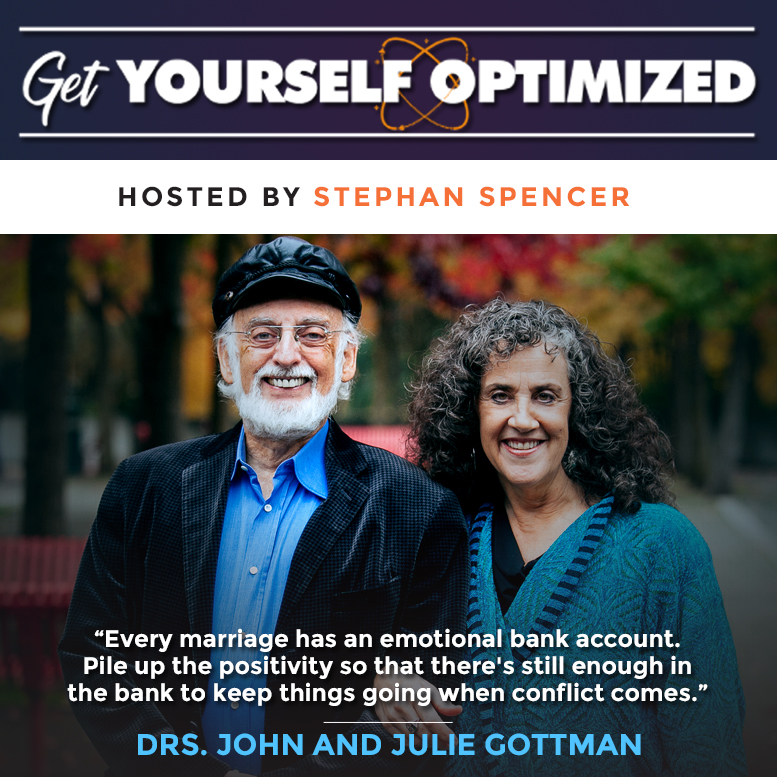 Make Your Marriage Work with Drs. John and Julie Gottman
