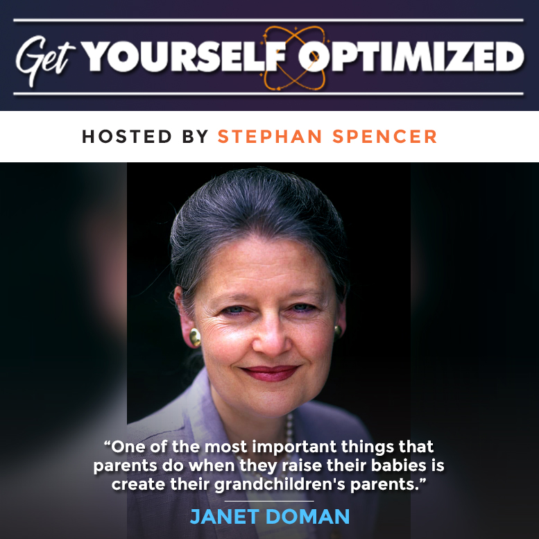 Optimize Your Child's Brain with Janet Doman