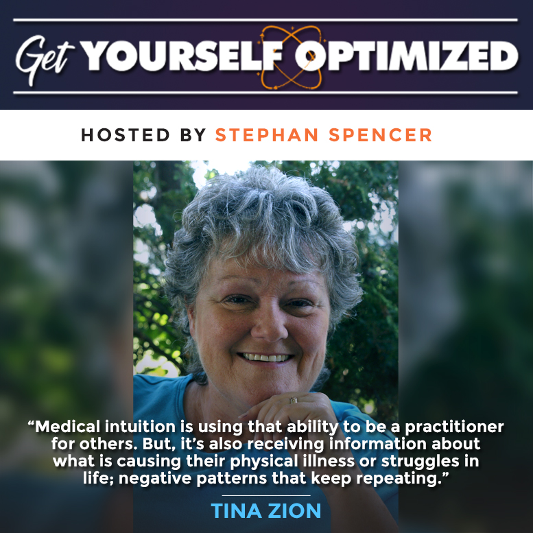 An Introduction to Medical Intuition with Tina Zion