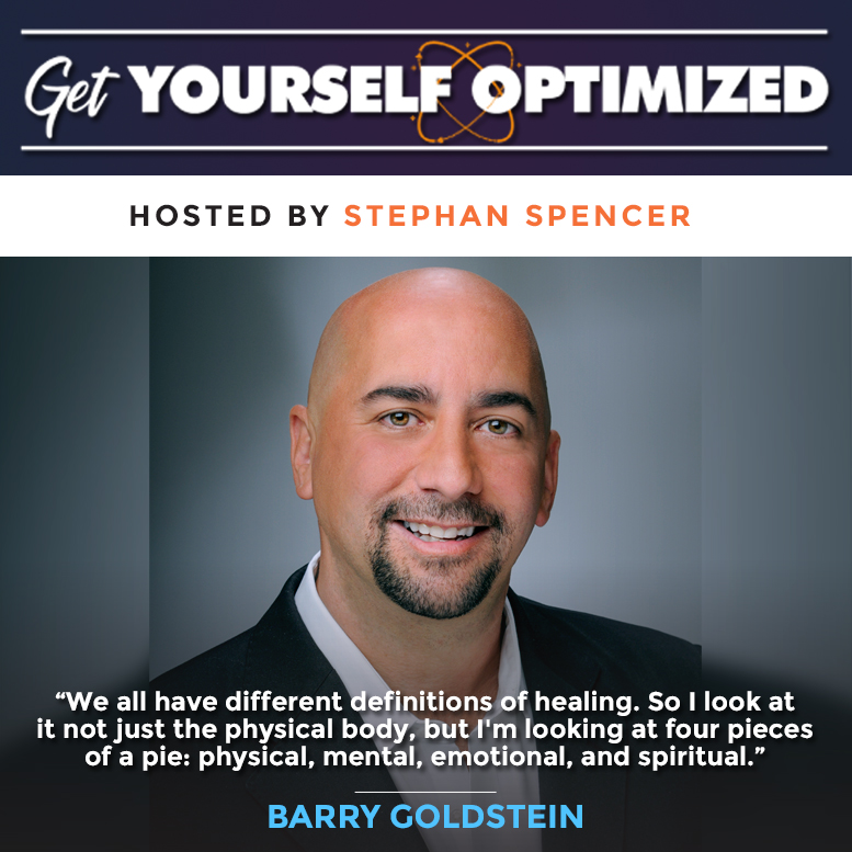 Becoming the DJ of Your Life With Barry Goldstein